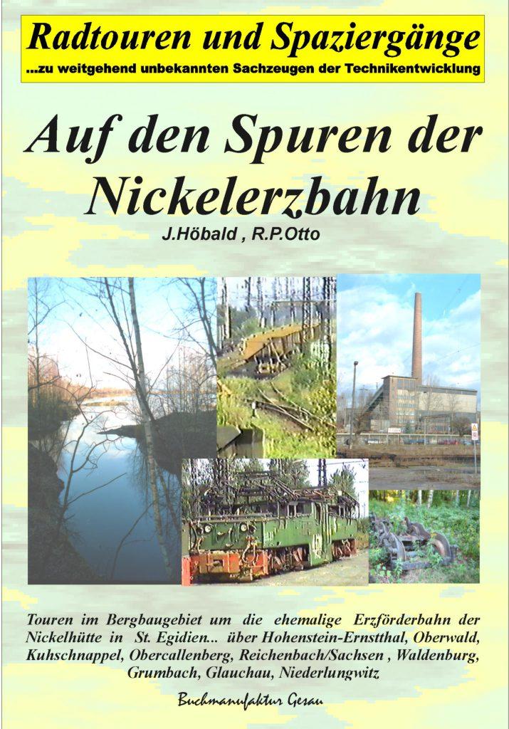 Auf den Spuren der Nickelerzbahn, Sachsen